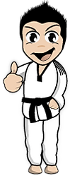 Master H C Kim's Martial Arts Character | Thumbs Up