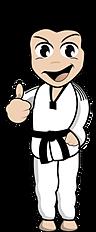 Master H C Kim's Martial Arts Character | Thumbs Up