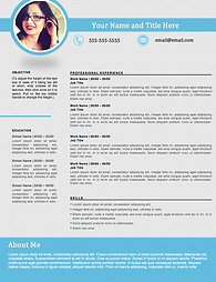 gallery for creative resumes