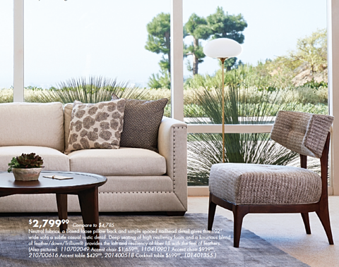 explore this new line for ellenu0027s creative take on midcentury and rustic modern furniture design that evokes an ideal retreat with relaxed