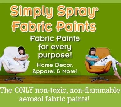 Fabric Spray Paint Nz