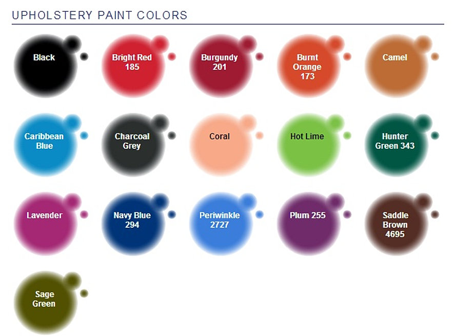 store simply spray upholstery fabric paint. Black Bedroom Furniture Sets. Home Design Ideas