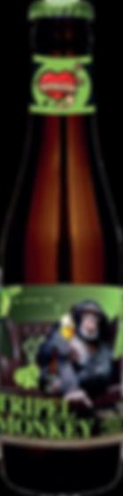 Tripel Monkey flesje 33cl klein.png
