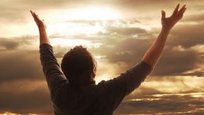 Image result for photo praising God in heaven