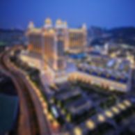 UCS Job References - Macau Entertainment Group