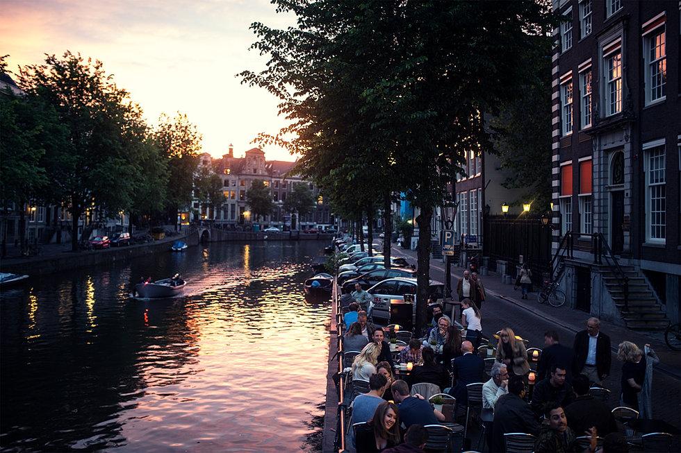 Herengracht restaurant bar for Herengracht amsterdam