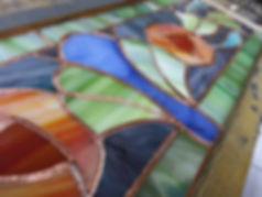 curso_vidrio_Artistico_tiffany_vidrieras_lamparas_palencia_1