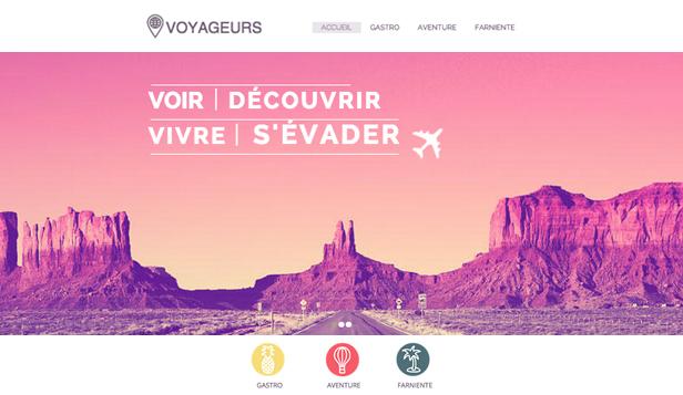 Agence de Voyage Jeune