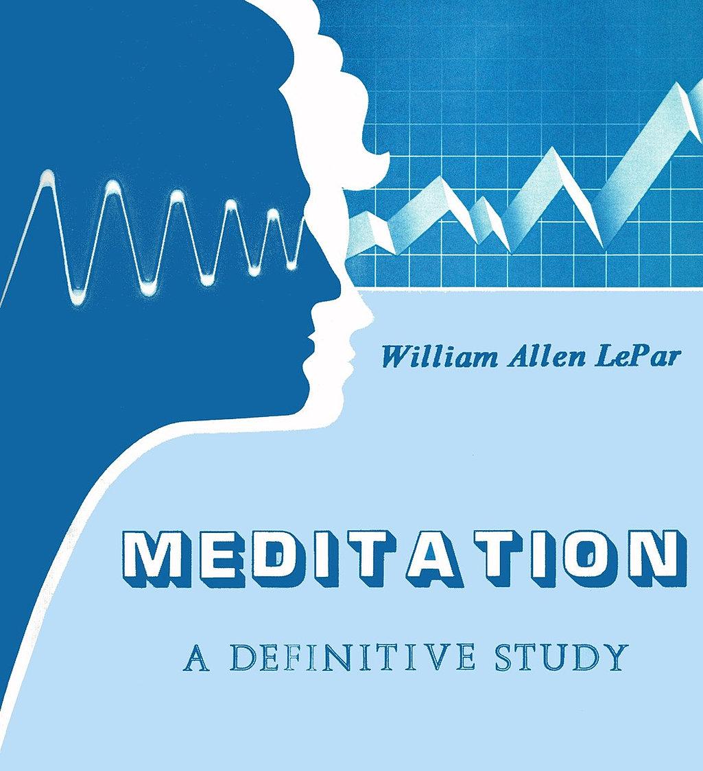 Meditation a Definitive Study - CD