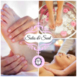 Foot and Shoulde Massage in Kitchener