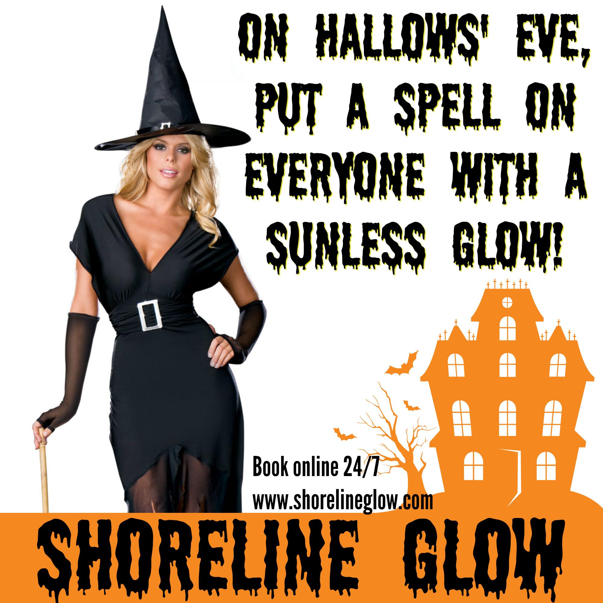 Halloween Spray Tan in Kitchener | Facials, Spray Tan, Waxing | ON ...