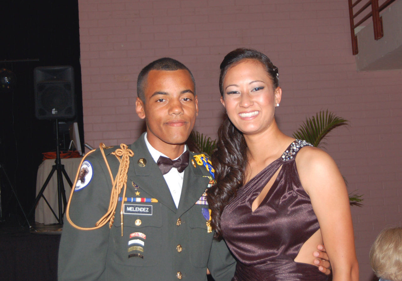 High School JROTC Military Ball