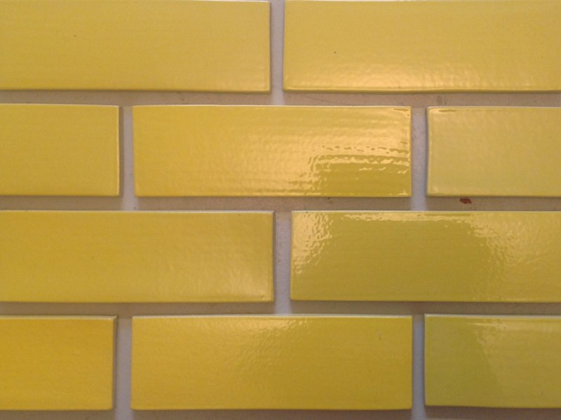 Robertson's Building Products | Yellow glazed brick facing ...