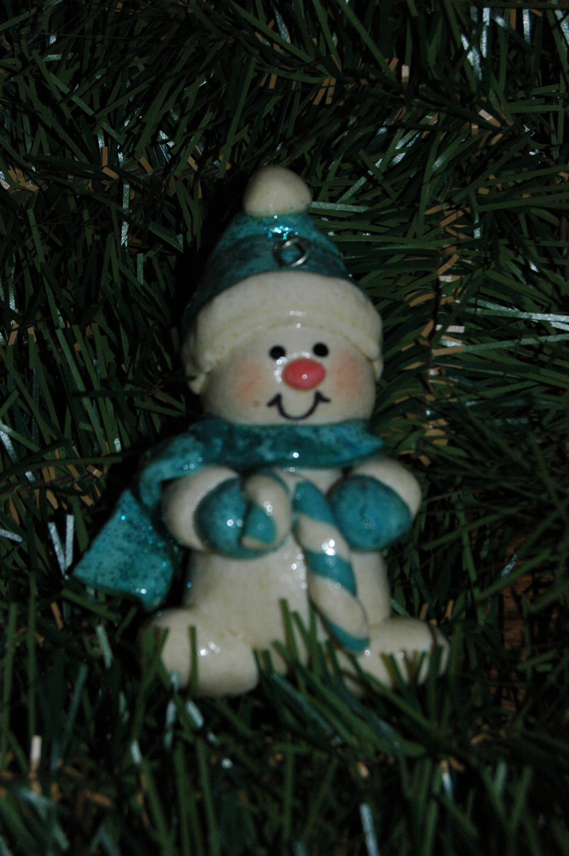 Snowbaby ornaments - Snowbaby Blue