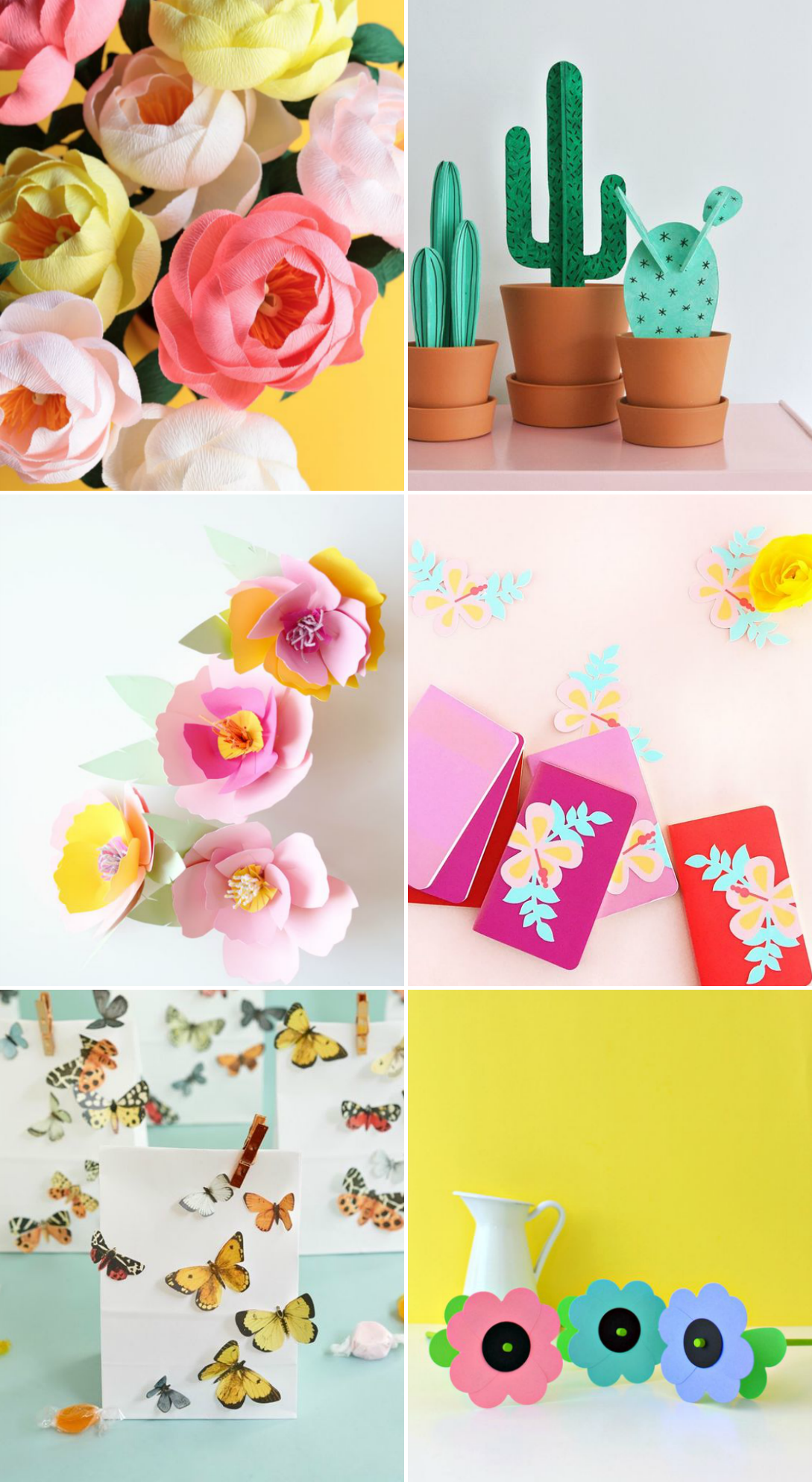 WHAT I'M PINNING: 1000 PAPER CRAFTS!