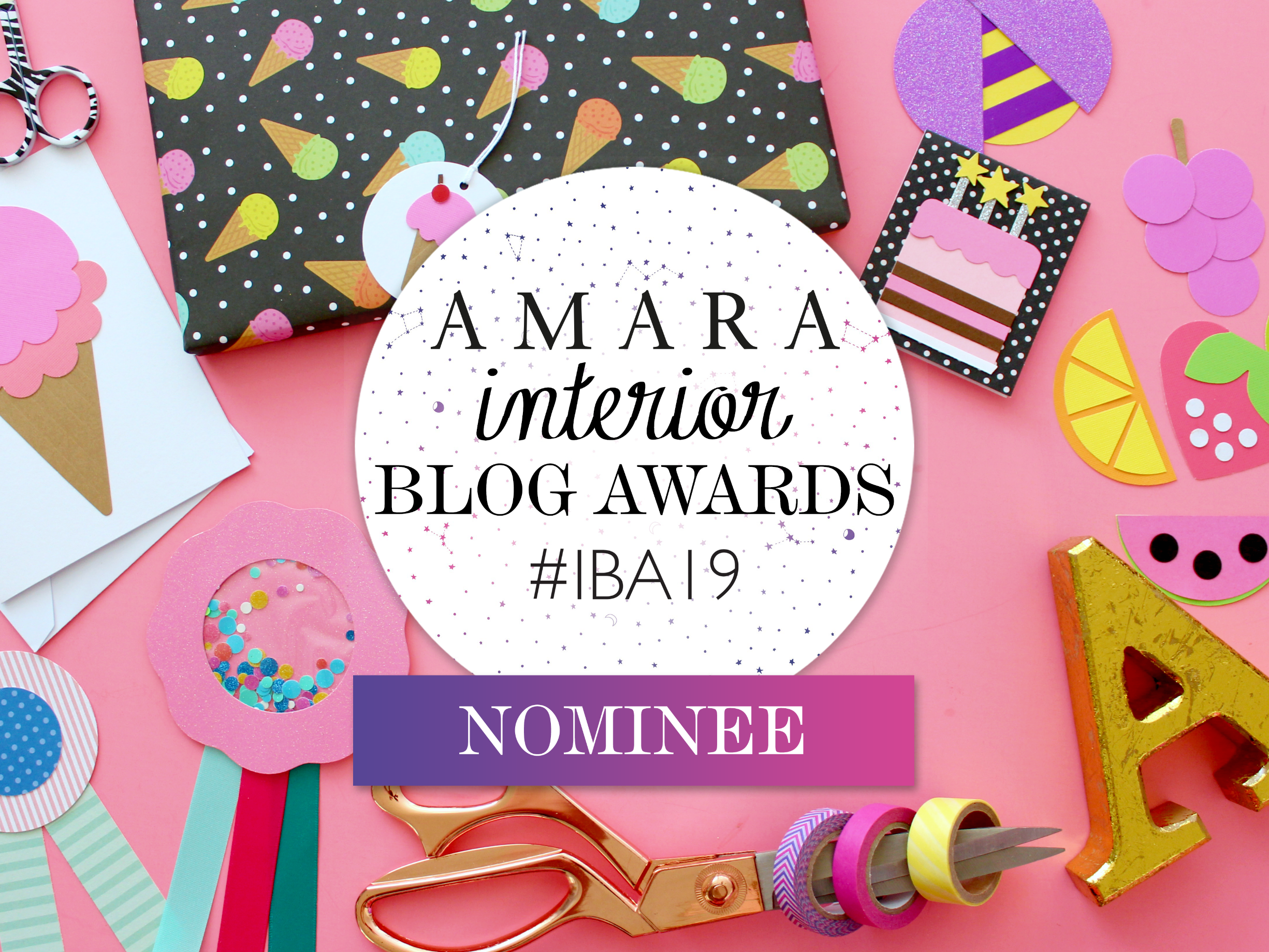 VOTE WHITE HOUSE CRAFTS FOR BEST CREATIVE SKILL BLOG! (#IBA19)
