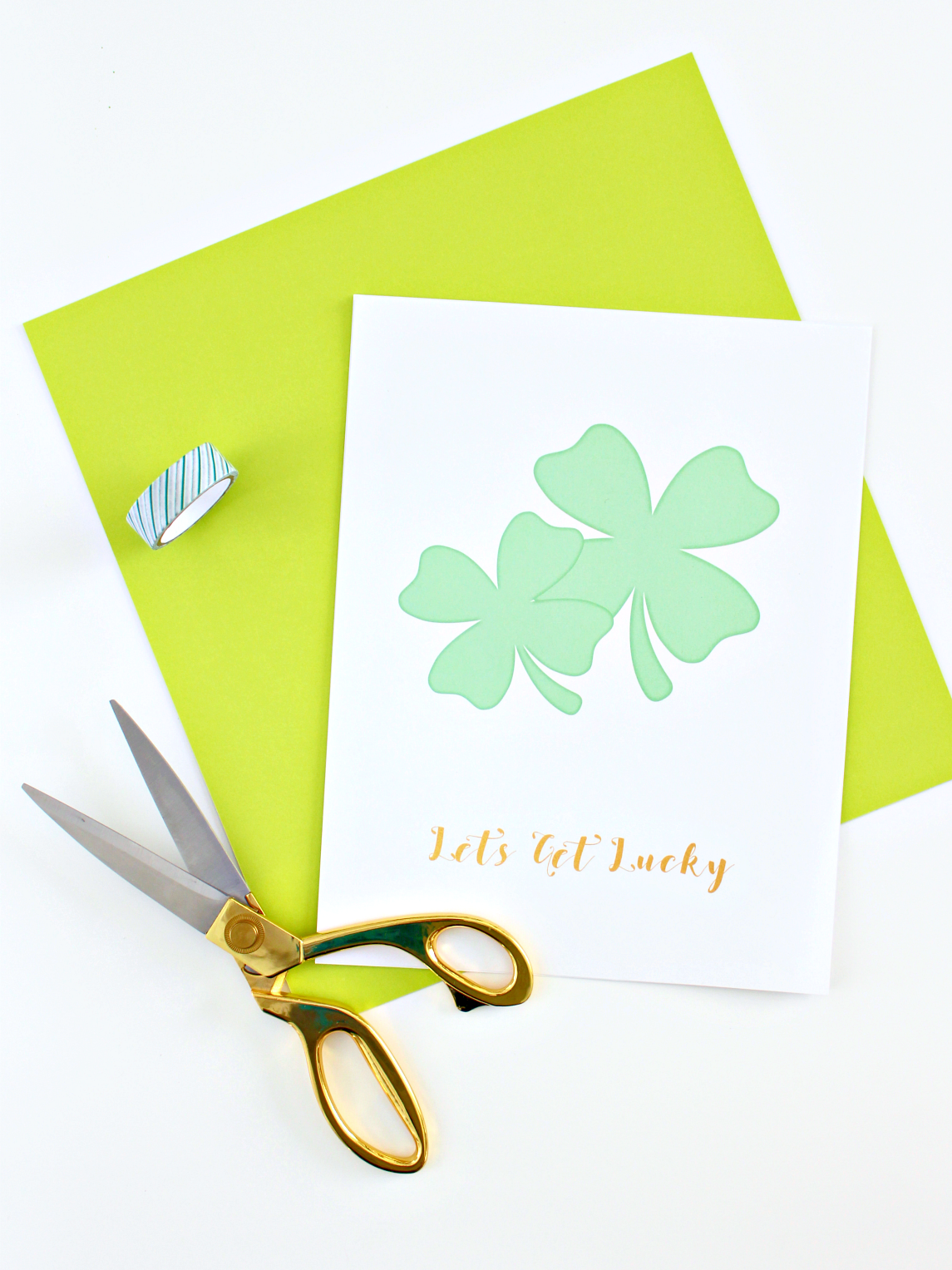 8 ADORABLE PRINTABLES FOR ST. PATRICK'S DAY