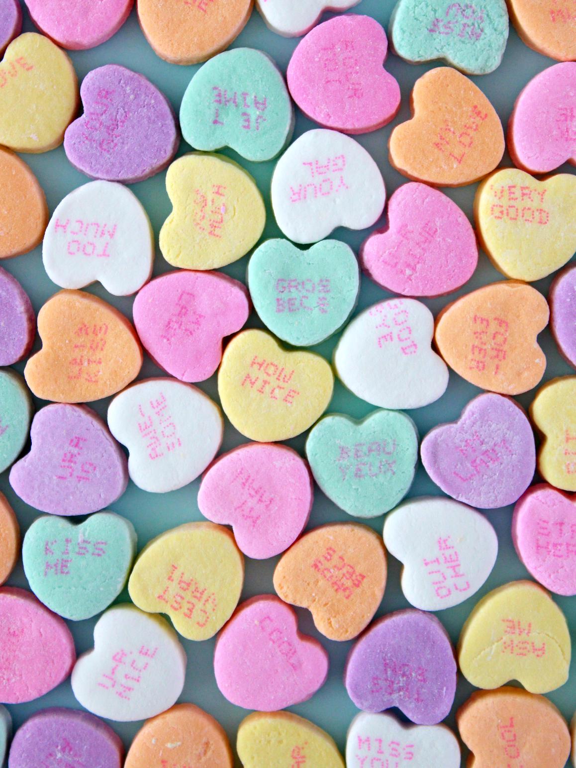 10 CONVERSATION HEARTS CRAFTS FOR VALENTINE'S