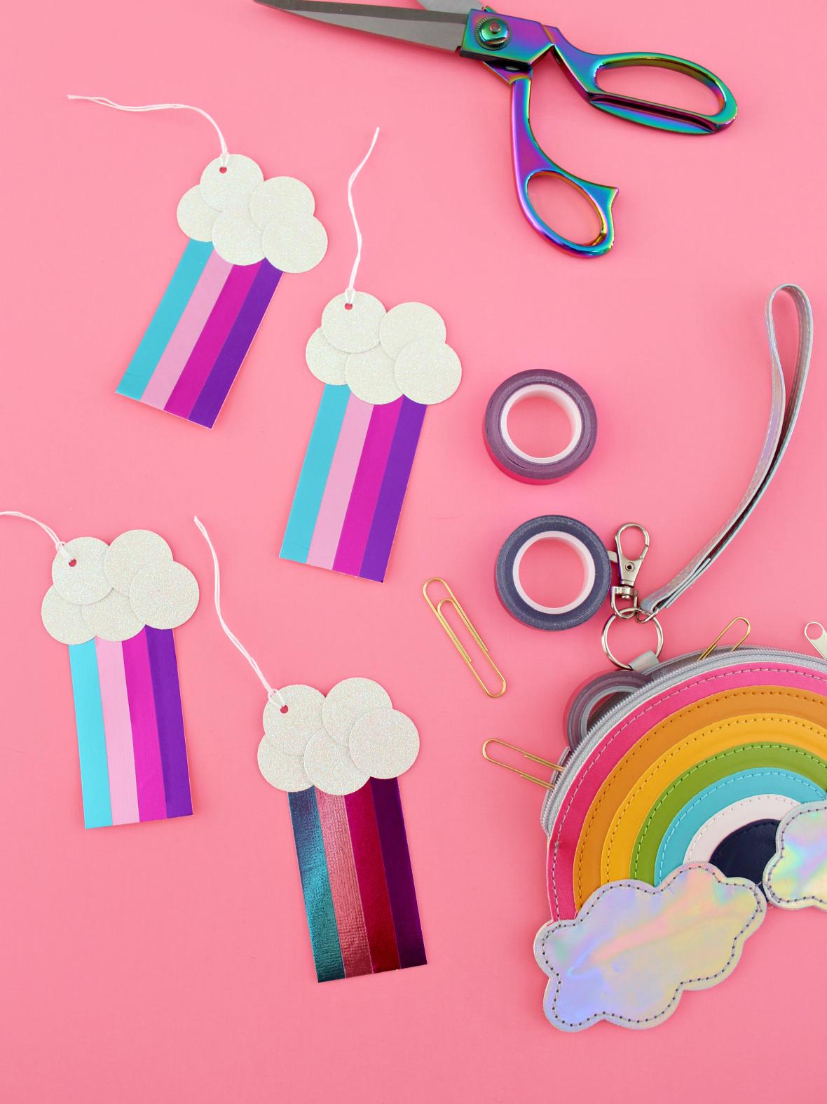 DIY INSPIRATION: RAINBOWS