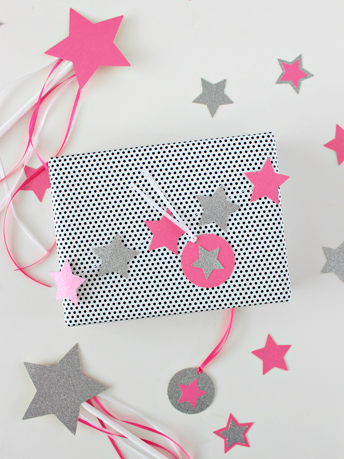 """""""YOU'RE A STAR"""" GIFT WRAP (WITH FREE CUT FILE)"""