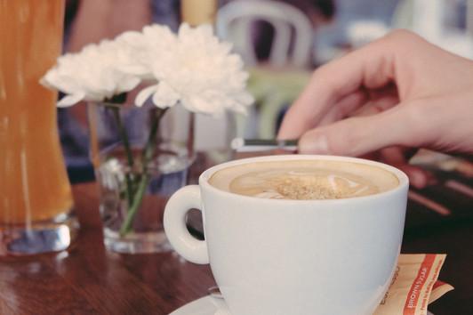 calorieen cappuccino douwe egberts automaat
