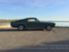 mustang for sale uk