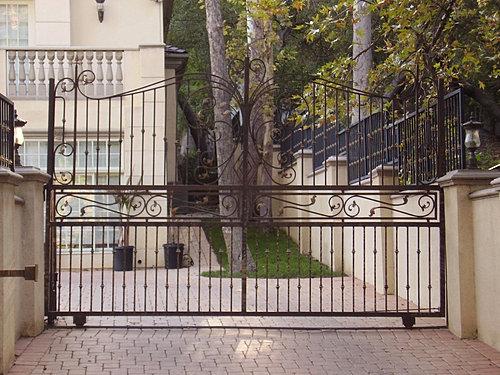 Method Worght Iron Gates Gallery