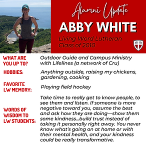 Abby White - Alumni Update.png