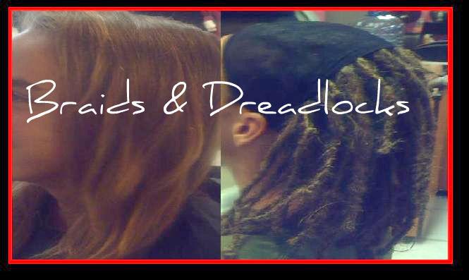 back comb dreadlocks
