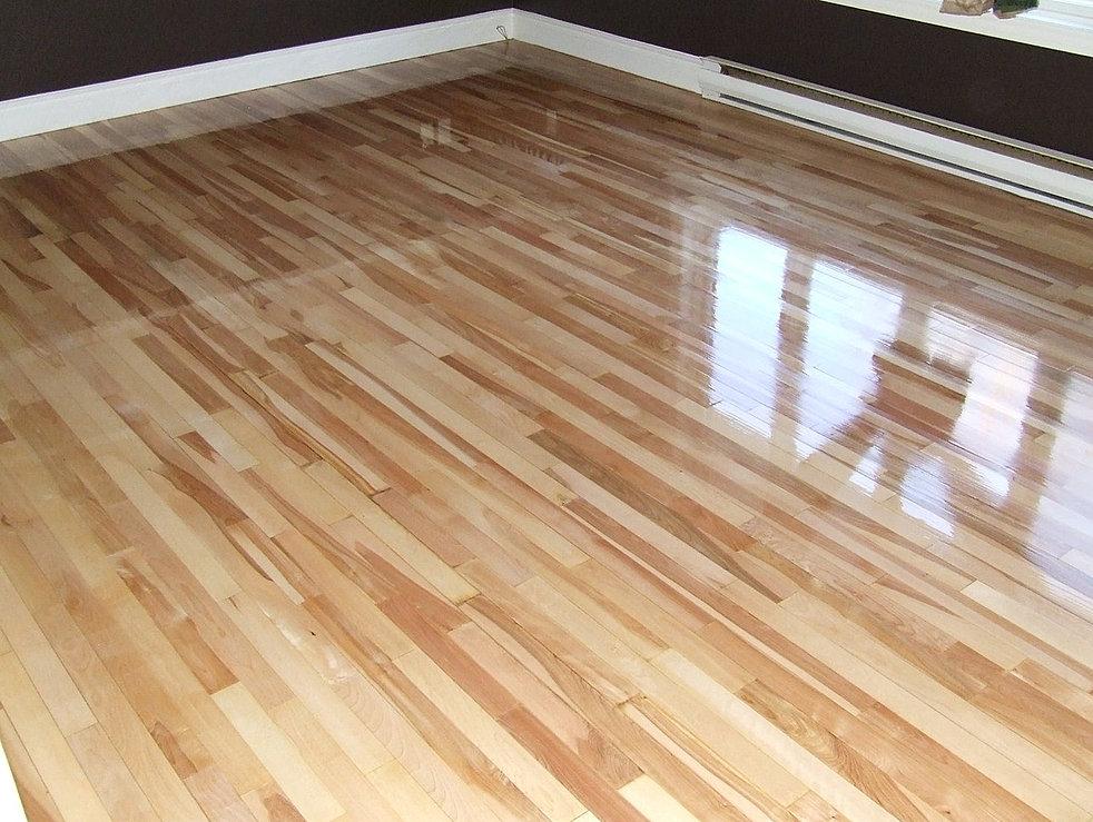Hardwood floor refinishing for Floor refinishing
