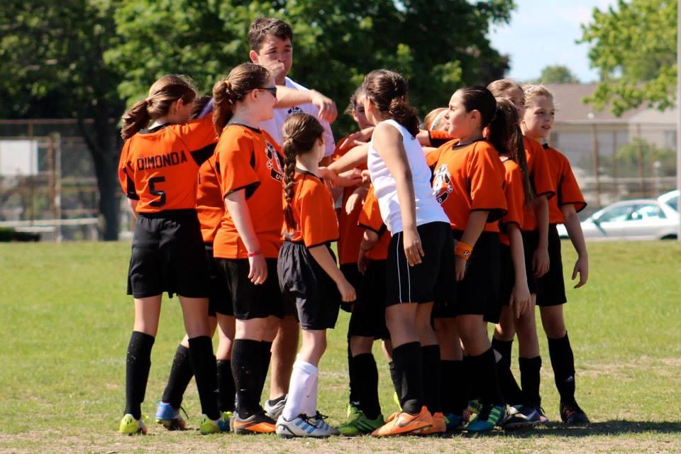PFK United Soccer Club | Pride U10 Girls Division Champs Soccer Coach