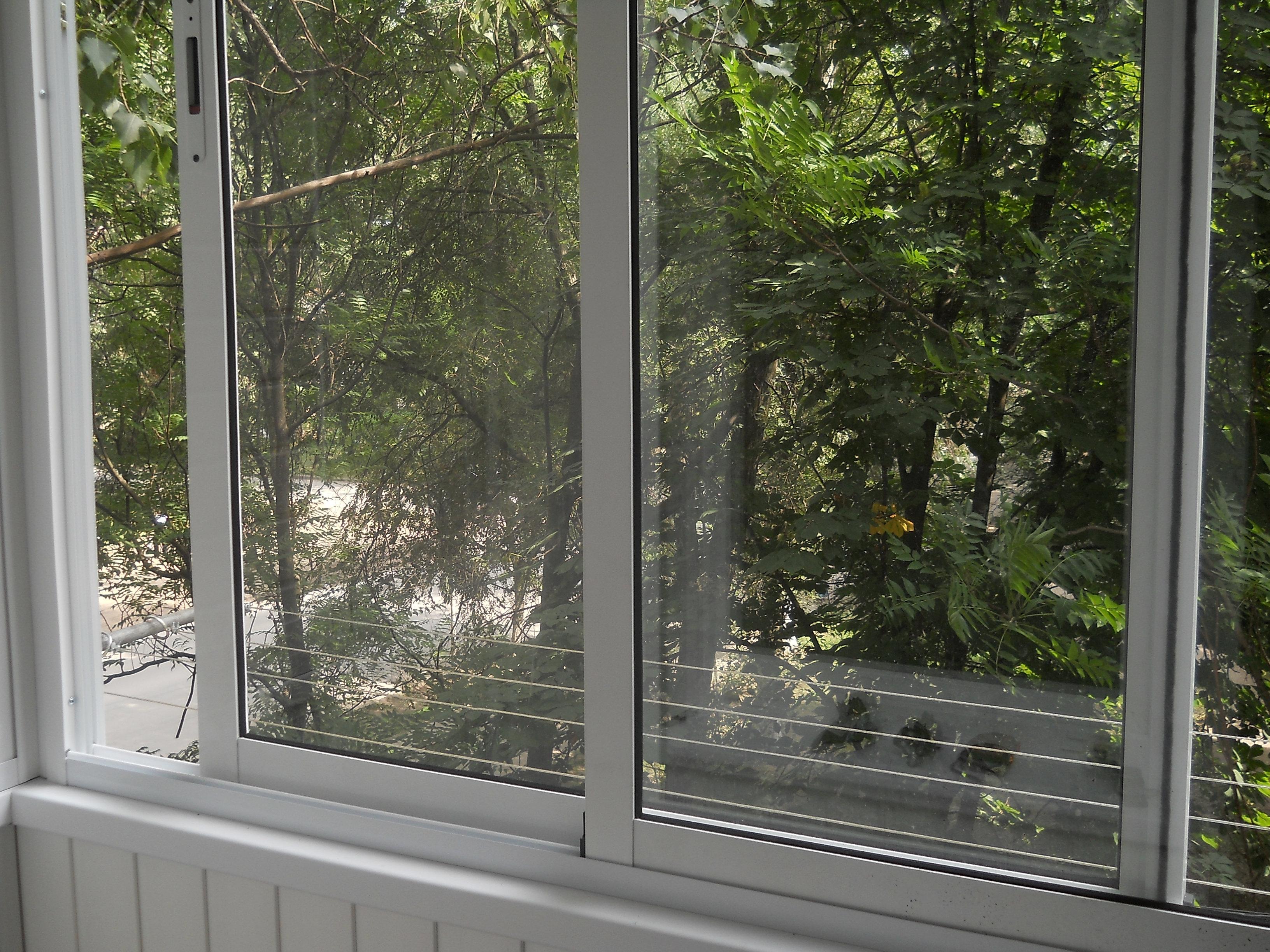 """Холодное остекление: алюминий - """"теплые окна"""" - хабаровск."""