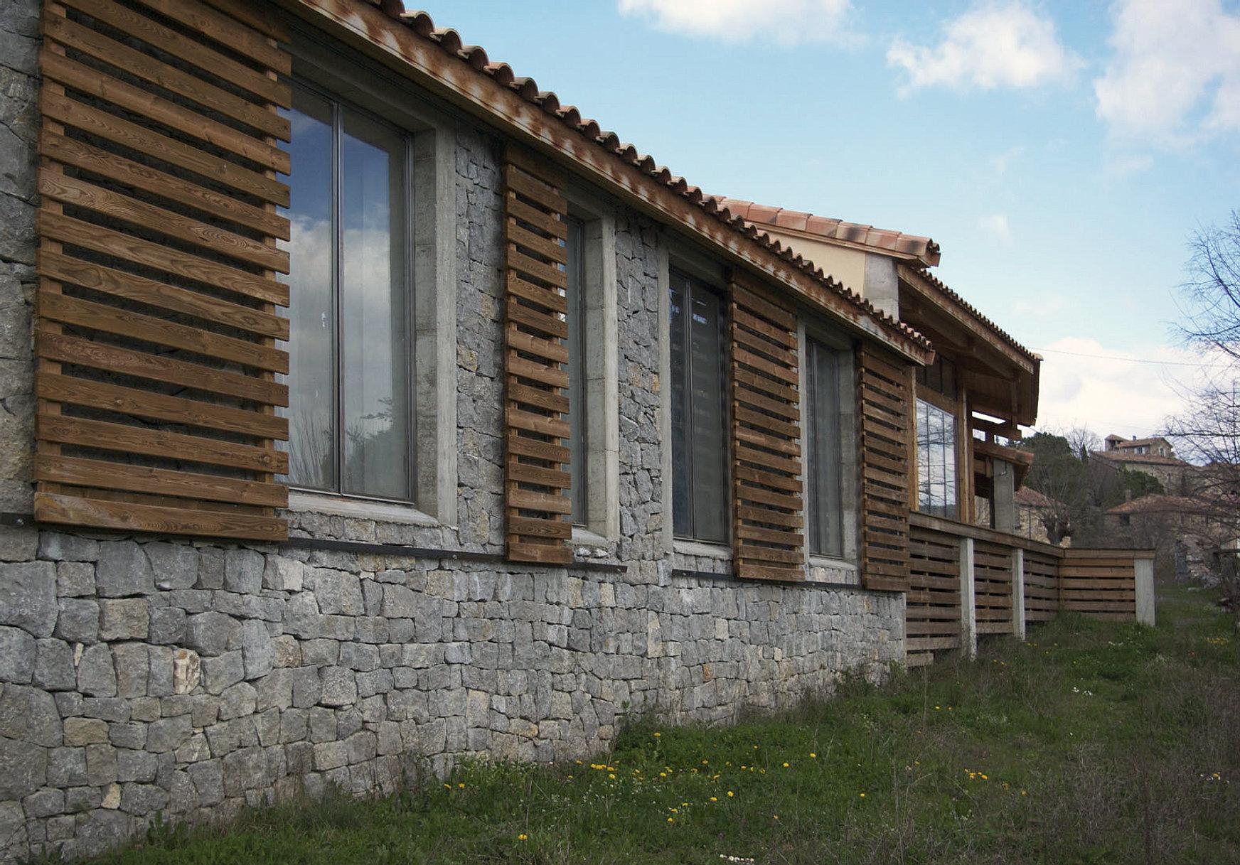 Atelier d 39 architecture naom nouveaux architectes of for Architecte marseille maison individuelle
