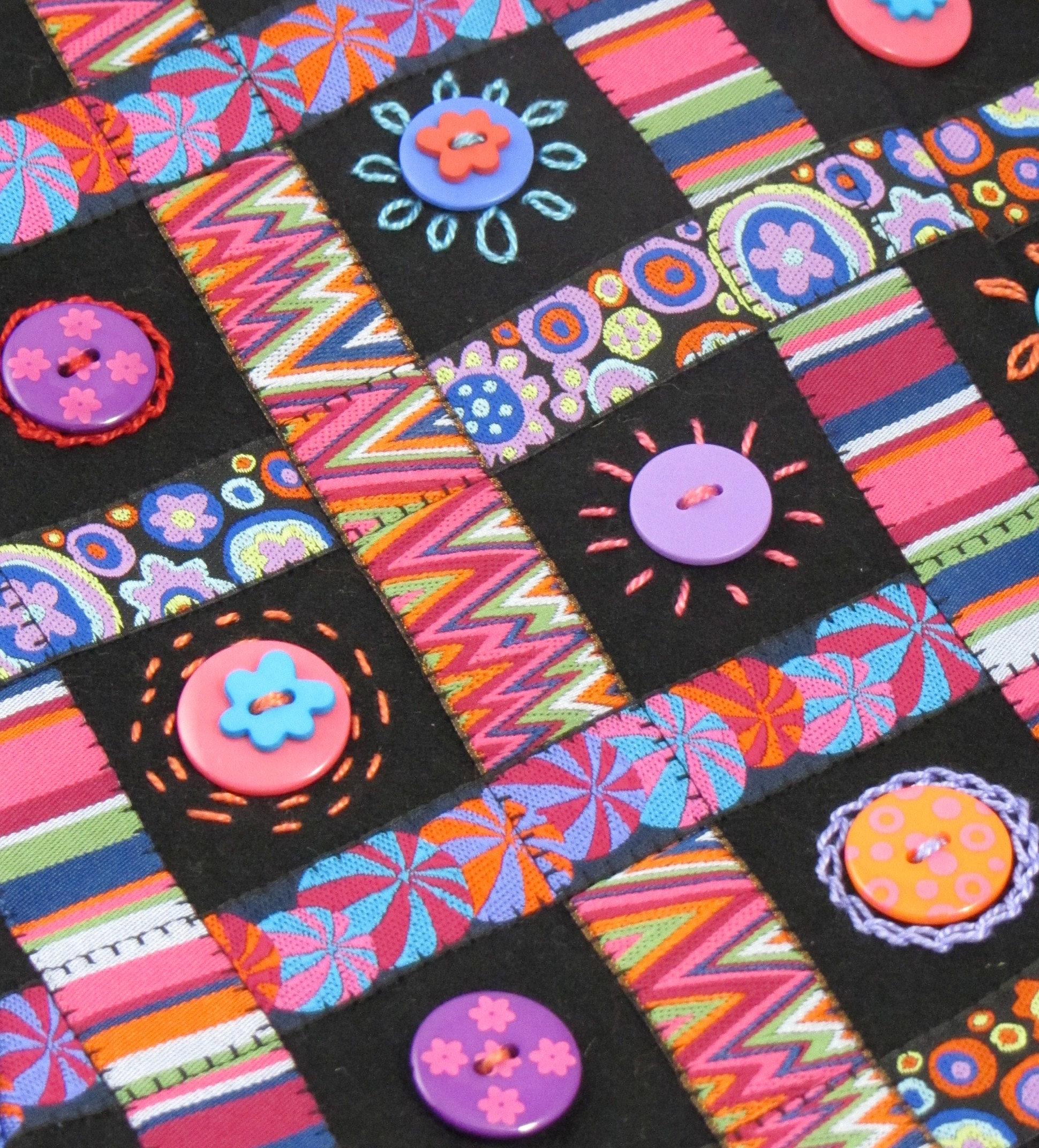 Elaine Schmidt Designs, sewing, ribbon, quilting, crafts ...