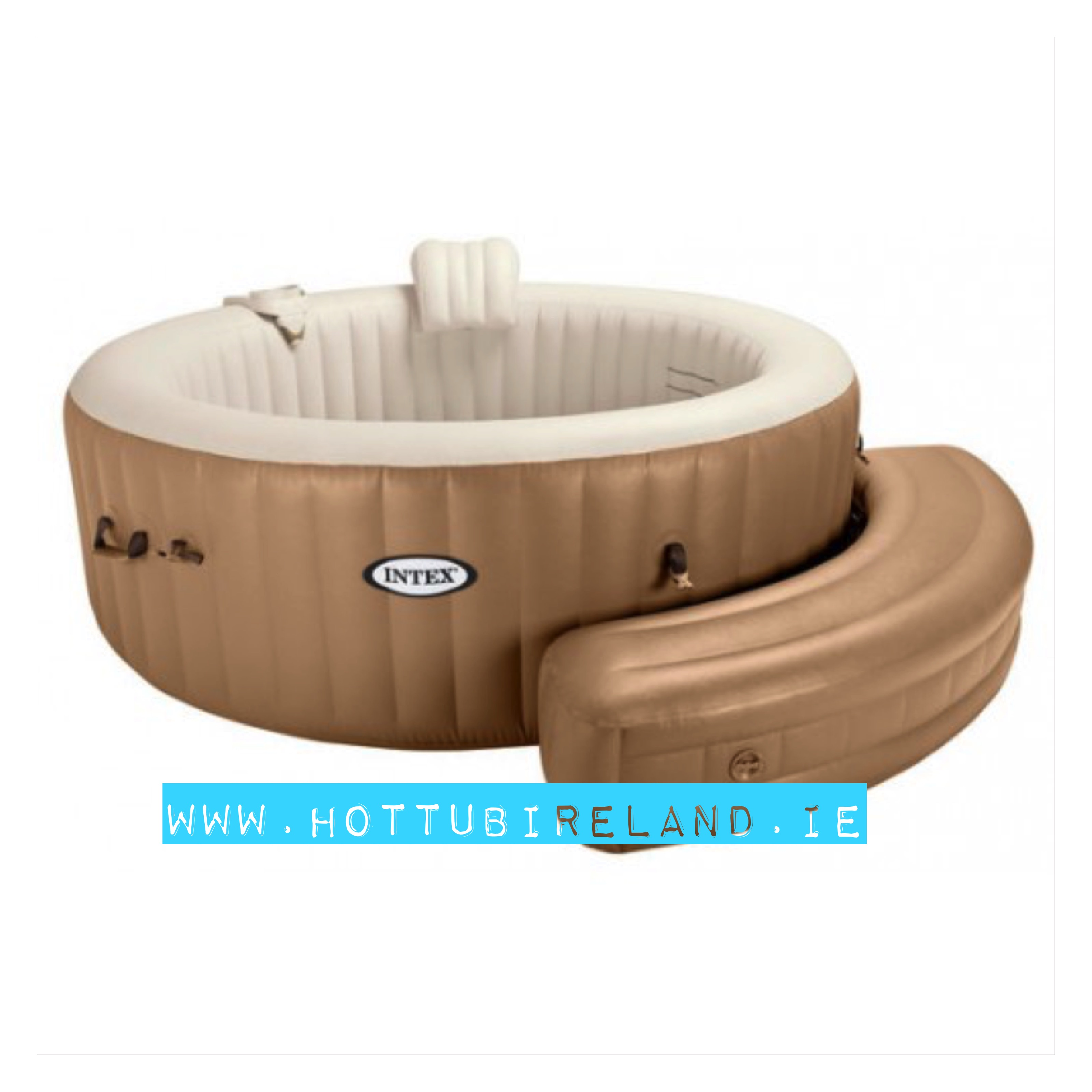 hot tub accessories for intex and lay z spa hot tub ireland. Black Bedroom Furniture Sets. Home Design Ideas