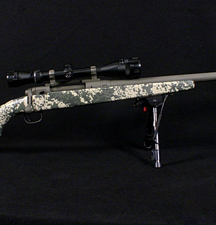Savage Model 110 in ACU Digital