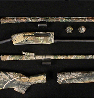 Remington 1100 in Realtree APG