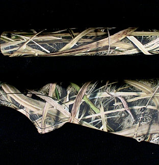 Remington 870 in Mossy Oak Blades