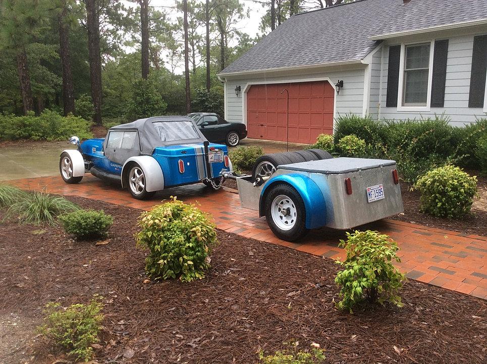 capefear7 Wilmington NC CF7 Locost 7 Lotus 7 replica kit car