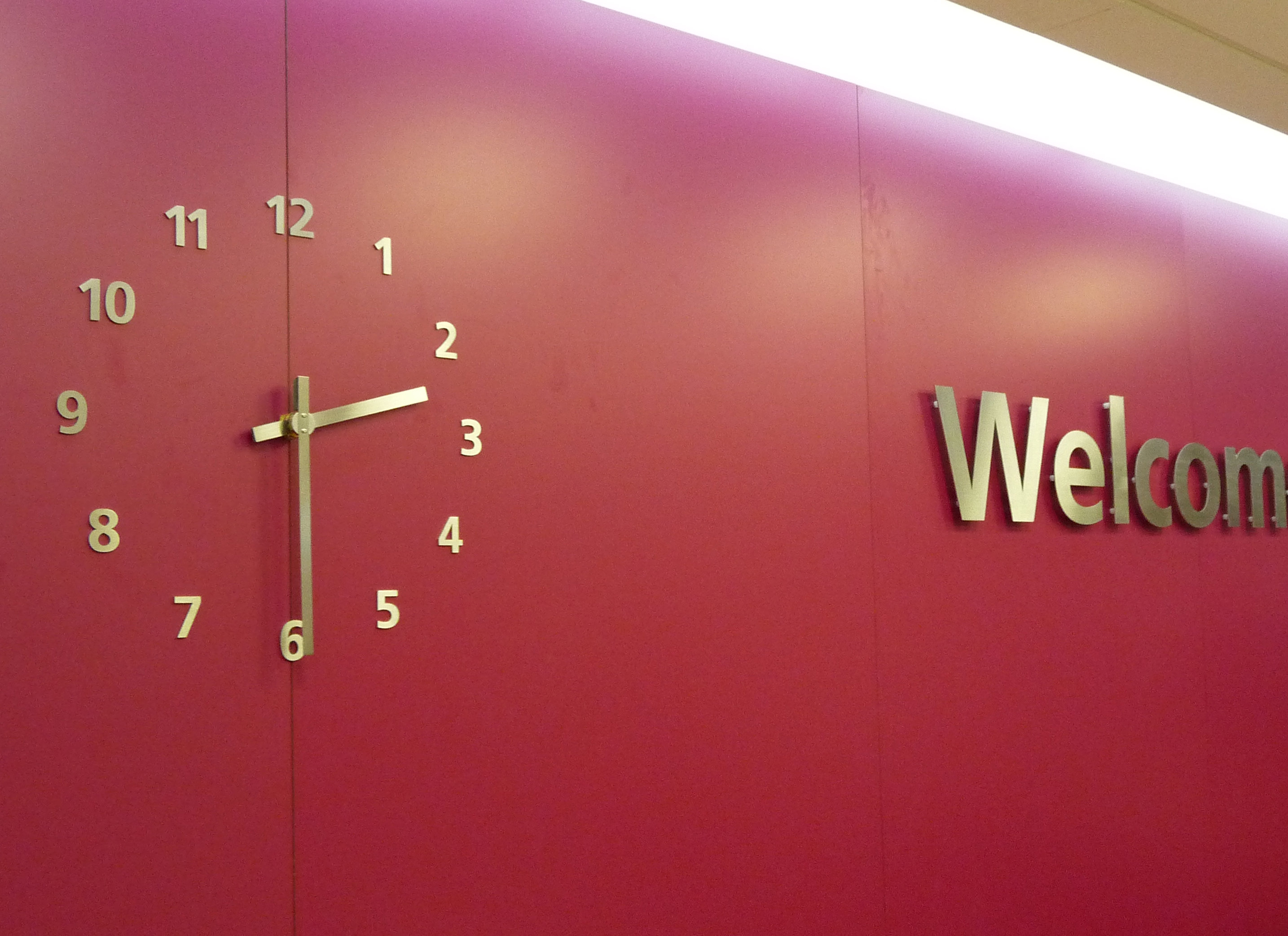 Matching Images >> Clock Tables by Good Directions Ltd - Clock Table Manufacturer | School Reception Clock