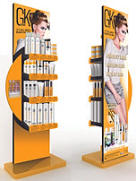 GKhair Display
