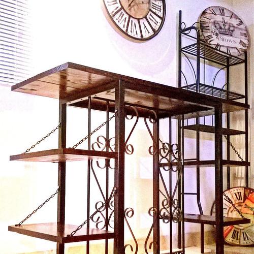 Imagina en hierro muebles de hierro forjado artesanales for Muebles industriales madera y hierro