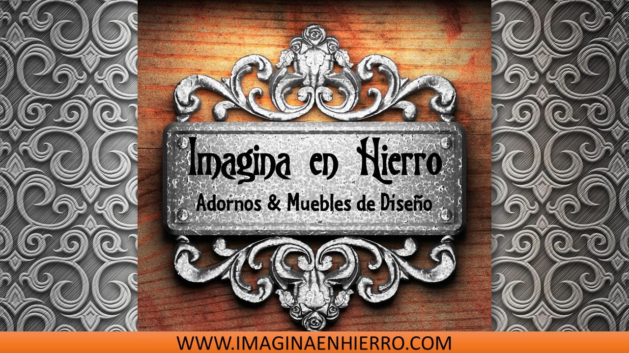 Imagina en hierro fabricaci n de adornos y muebles de - Colgadores de hierro forjado ...