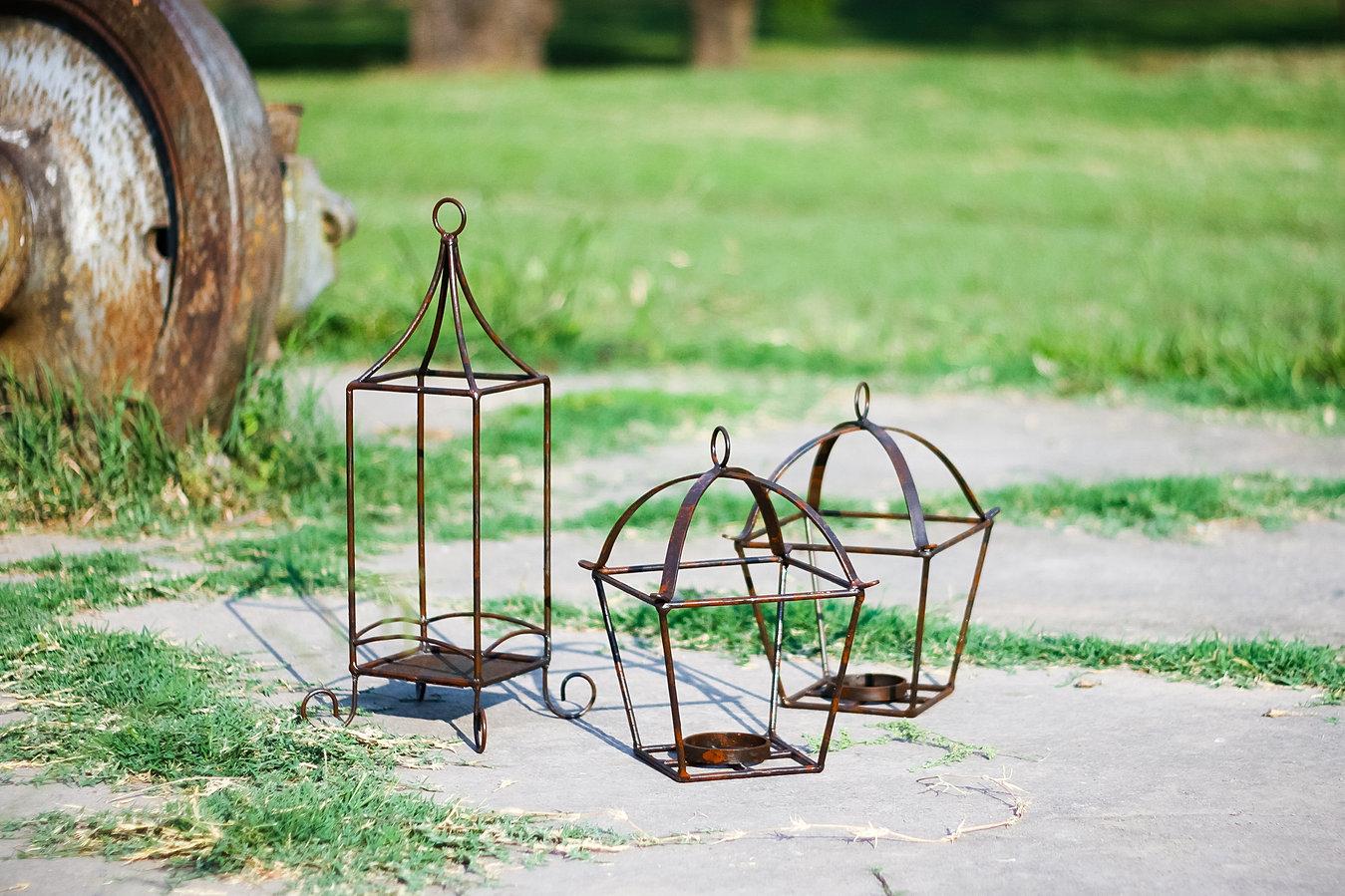 Imagina en hierro fabricaci n de adornos y muebles de for Sillas para jardin de herreria