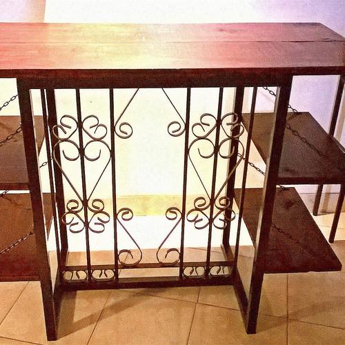 IMAGINA EN HIERRO | Fabricación de adornos y muebles de hierro ...