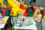 Maquillages enfants et sculptures sur ballons