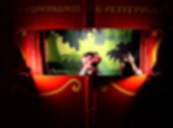 spectacle interactif de marionnettes