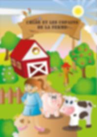 spectacle enfants avec  animaux de ferme, spectacle ludique et pédagogique.