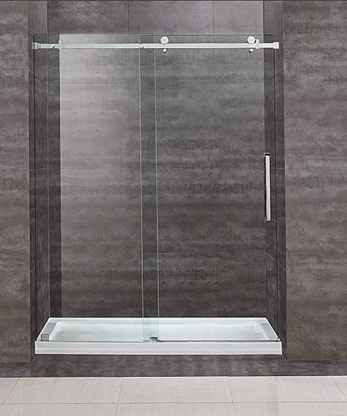 Bathtime innovations custom walk in showers