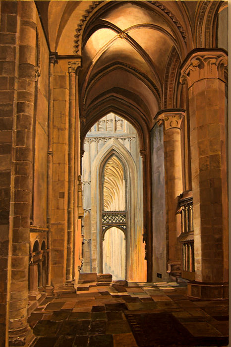 3. Arches of the Holy - The Cathedral of